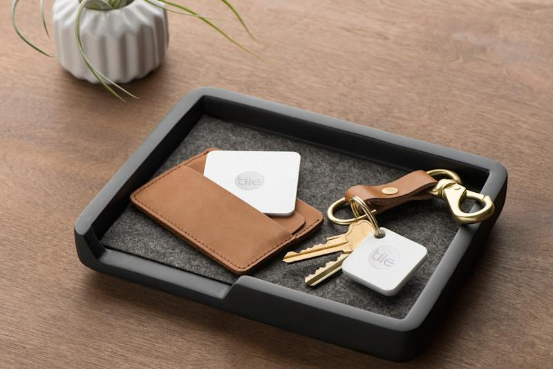 Tile puts its Bluetooth tracker on a diet, releases the slimmed-down Mate