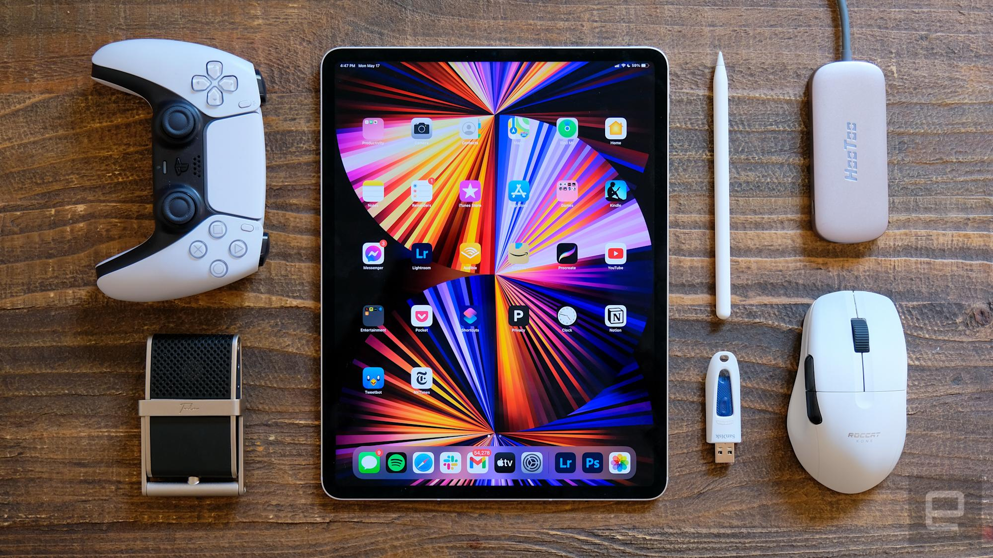 iPad Pro (2021) review: Apple's hardware may have outpaced ...