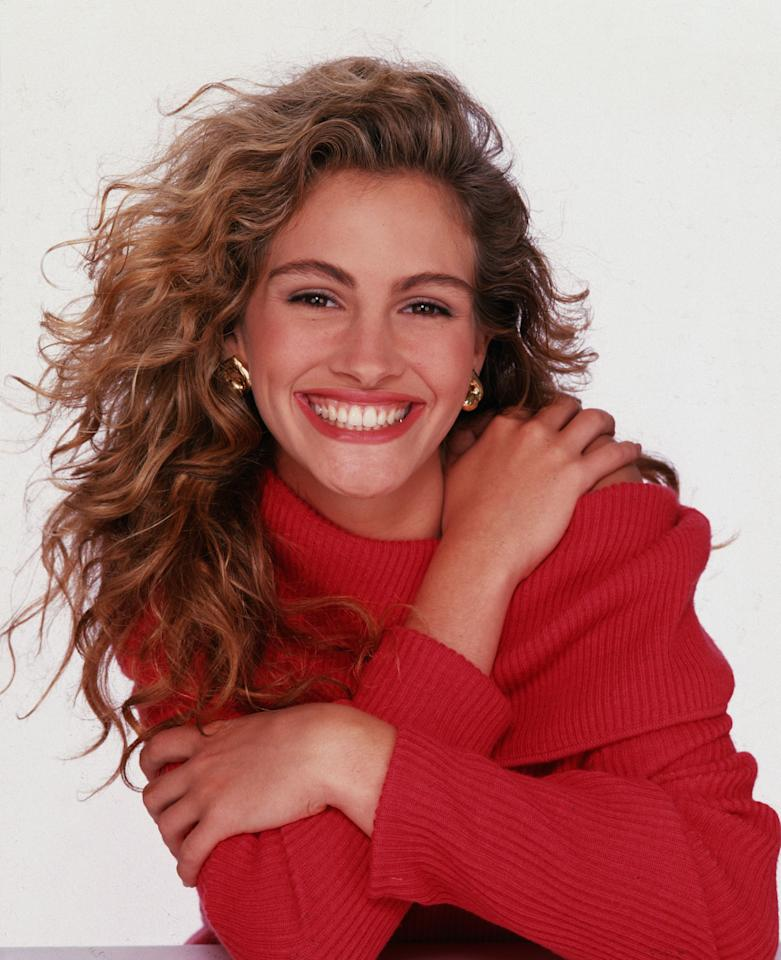 <p>When it comes to incredible smiles, Roberts is the OG. She's set the standard in showing off those pearly whites since her early days in the spotlight.</p>