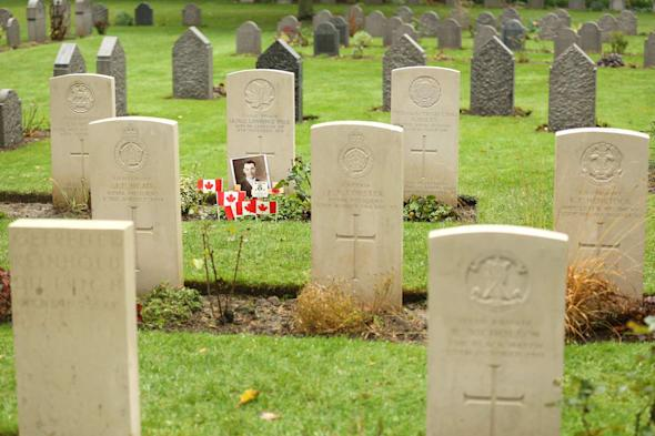 The world's unknown war cemeteries France and Belgium