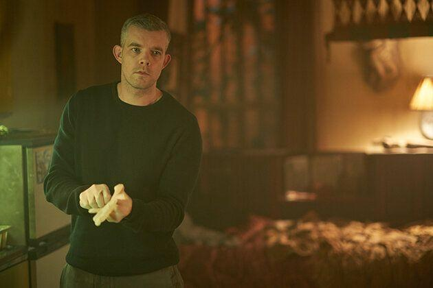 Russell Tovey as Nathan (Photo: ITV)