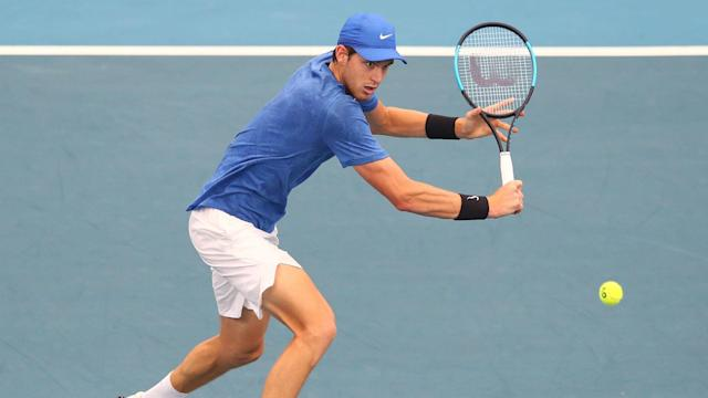 "Nicolas Jarry believes ""cross-contamination"" caused him to fail a drugs test at the Davis Cup Finals last year."