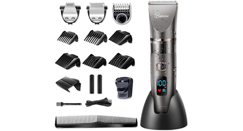 Hatteker Professional Hair Clipper Cordless