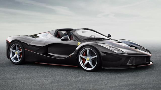 Meanwhile, the first series production hybrid Ferrari will premiere at the 2019 Frankfurt Motor Show.