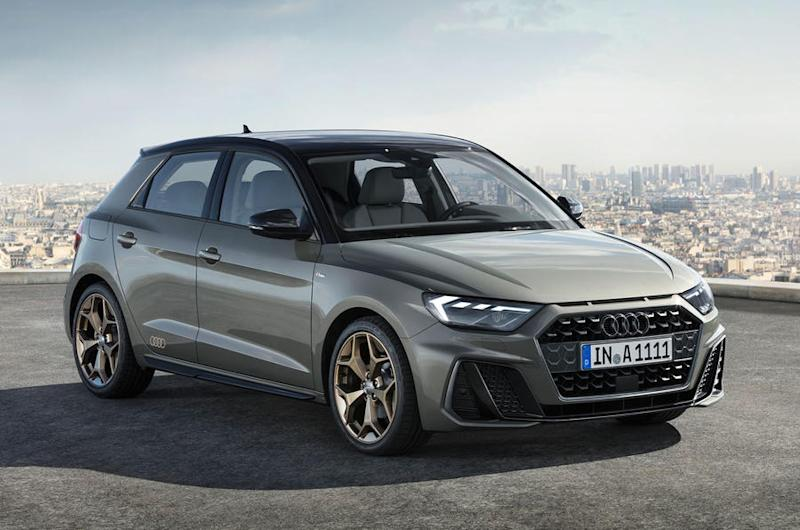 New second-generation Audi A1