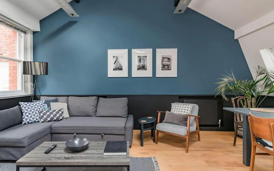 Try a loft conversion in Manchester's Northern quarter