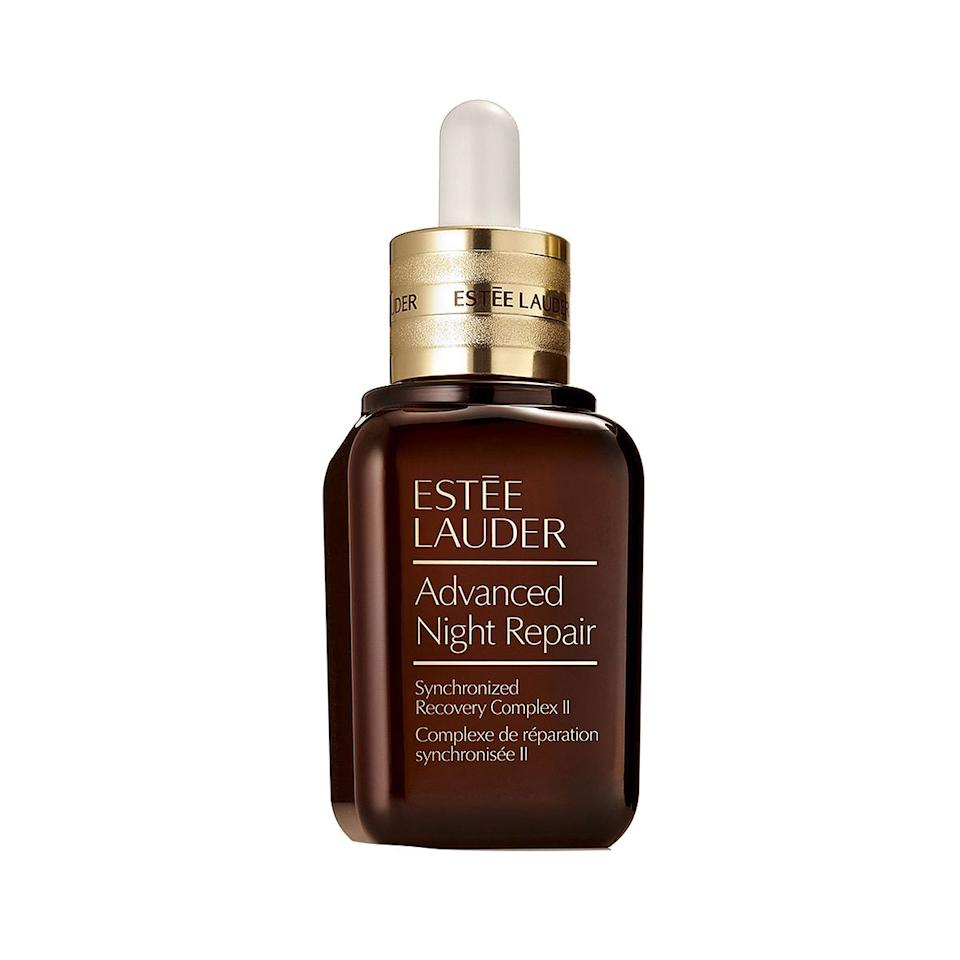 """""""The night repair keeps my skin looking youthful, hydrated, and radiant! This is a mainstay in my nighttime regime."""""""