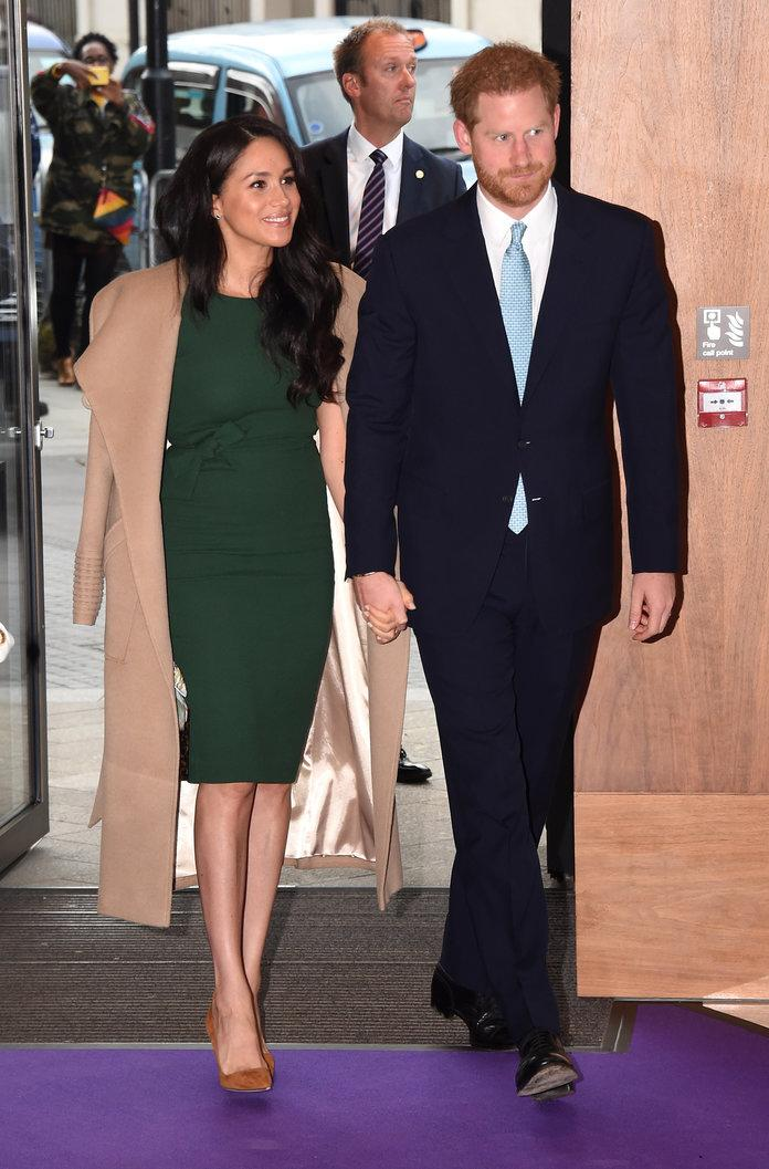 <p>Meghan Markle Rewore a Dress with a Sentimental Meaning at the WellChild Awards</p> | <p>Stuart C. Wilson/Getty Images</p>