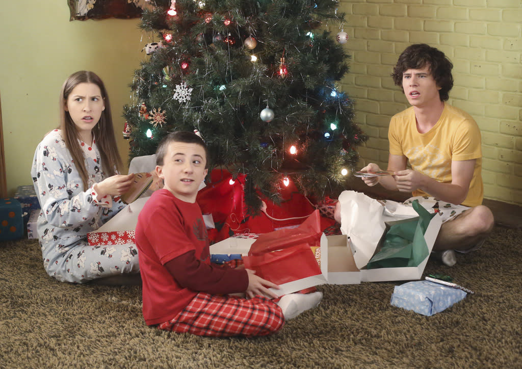 """The Middle"" - ""Christmas Help"" on ABC 