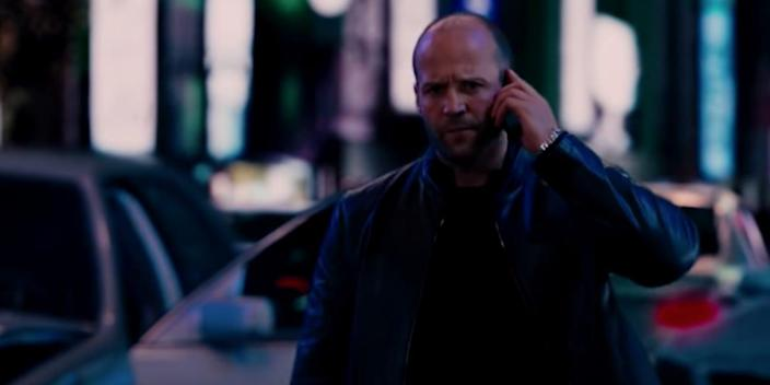 Deckard Shaw The Fast and the Furious 6