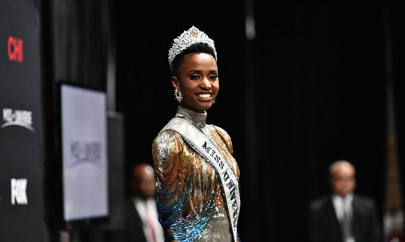 Zozibini Tunzi Is the New Miss Universe. Stop Calling Her a 'Diversity Win'