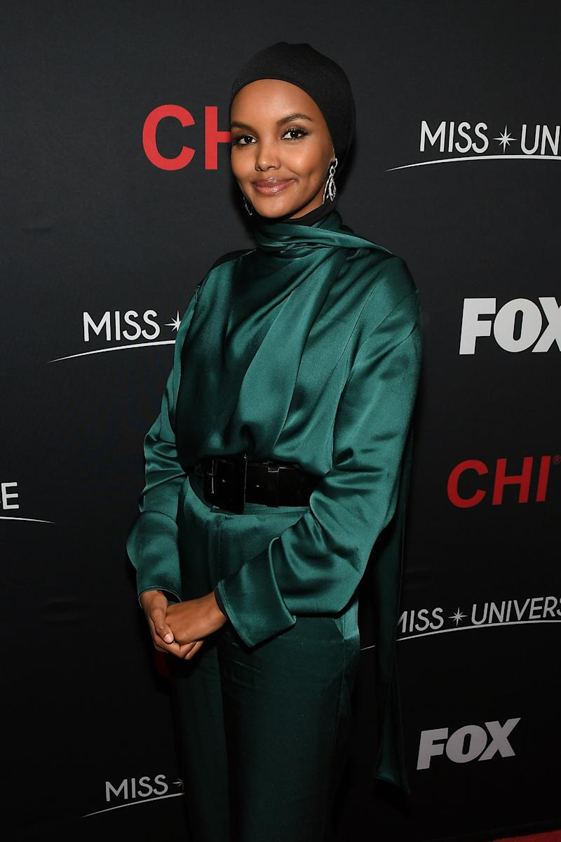 Halima Aden Becomes the First Black Hijab-wearing Woman on the Cover of   Essence Magazine
