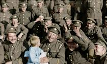 <p>Peter Jackson's groundbreaking World War I documentary painstakingly restored 100-year-old archive footage from the Great War, making it look and feel like it was shot yesterday. The deliberately apolitical doc shines a light on stories of the real men who sacrificed everything for the future that many would not live to see. This is essential viewing that will endure another 100 years at least. </p>