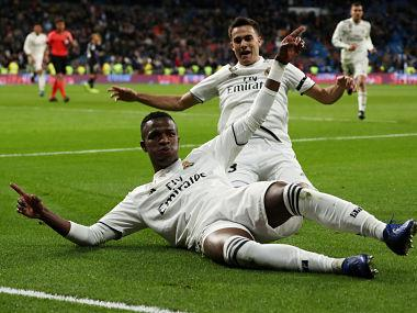 Copa del Rey: Vinicius Junior stars in Real Madrid's quarter-final first leg win over Leganes; Girona hold Atletico to draw