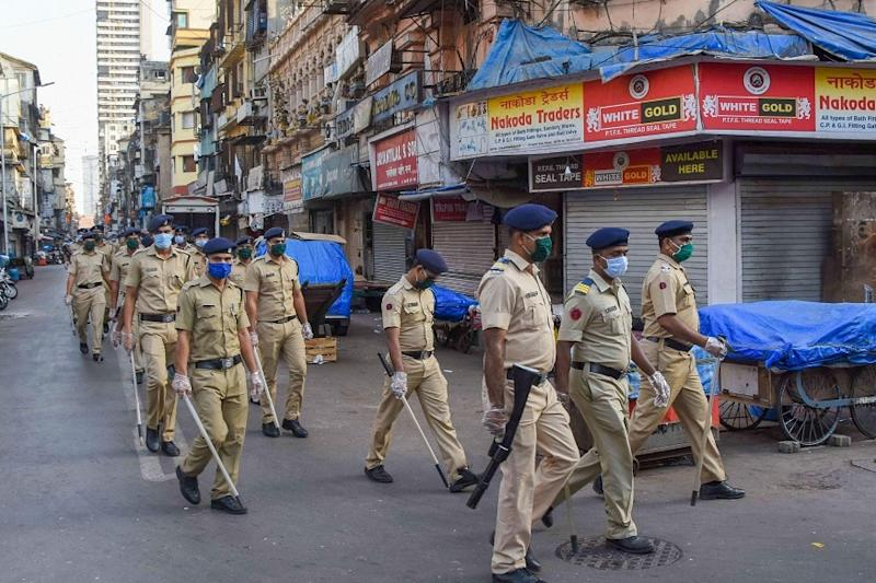 Another Mumbai Policeman Dies of Covid-19; State Toll 29