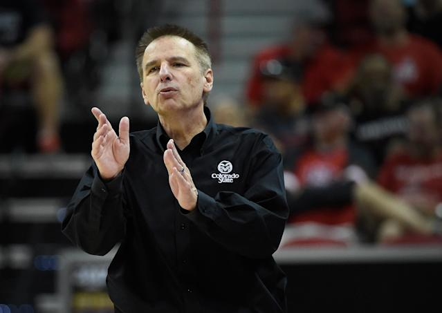 Larry Eustachy is under fire for reasons unrelated to the team's struggles on the court. (Photo by David Becker/Getty Images)