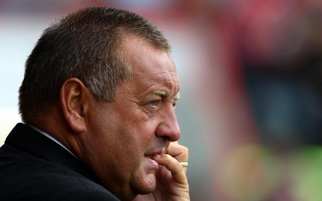 "Jimmy Calderwood – the former Birmingham City and Sparta Rotterdam midfielder who went to on manage Nijmegen, Dunfermline and Aberdeen – has disclosed that he has been diagnosed with Alzheimer's Disease. Calderwood, 62, joins a list of former players to have been struck by dementia and whose battles with the disease have been highlighted by The Daily Telegraph campaign to raise awareness about the risk of brain injury associated with heading a football. The players include the former QPR and Manchester City favourite, Stan Bowles and ex-England striker Jeff Astle, as well as Celtic's 1967 European Cup winning captain, Billy McNeill, and the 1960s Rangers striker, Jimmy Millar. Earlier this year Astle's family condemned what they felt was a lack of support for him and confirmation of McNeill's condition came 18 years after another former Celtic player took legal action in an attempt to prove that he had suffered brain damage from heading the leather footballs once used in the sport.  Accompanied by his partner, Yvonne, who first realised that his forgetfulness might be an early indicator of concern, Calderwood said: ""The diagnosis was made around two years ago but I've decided it's time to go public and hopefully I can help other people. Strangely, it hasn't been too bad. I've just got on with things. ""I've had a wonderful life in football, I've been all over the world 10 times and it hasn't cost me a ha'penny - which isn't bad for a wee boy from Govan. I forget things. I've got to write everything down and tick it off as I do it."" Jimmy Calderwood led Aberdeen to a now famous 4-0 win over FC Copenhagen in 2007 Credit: AFP Asked what actions he took to ameliorate the condition, Calderwood said: ""I have been doing a lot of running and gym stuff. I have done really well in the gym. ""Sometimes I enjoy it and other days I think I have to stop, but then I sit in the house and say I need to get it done. I didn't know much about it at all and it did come as a bit of a surprise. ""Getting your head round it and accepting it is the most important thing. It was hard but I have had a fantastic life and there is still a long, long way to go."" Calderwood, a Rangers supporter, revealed that his diagnosis has not prevented him from watching the side, although recent results have given him pause. ""I bought season tickets for Ibrox,"" he said. ""I think I should take them back, by the way. I can't believe I've spent money on it."" Yvonne said: ""He never forgets - or very seldom forgets - anything about football. Goals, who is playing, when they are playing. His memory for that is unbelievable. And when he is talking on the phone to his Dutch friends, he is fluent, he never stumbles. It's very smooth."" Credit: PA Calderwood was also supported in the decision to reveal his condition by Jim Pearson, Director of Policy and Research at Alzheimer Scotland. Pearson called for greater allocation of resources to investigate the mooted link between heading footballs and subsequent dementia. ""This is obviously something that is becoming more and more a common question because there are more footballers and sportspeople who are coming out and sharing their stories,"" Pearson said. ""We have worked with partners within football and the research community and we've looked at the current research. ""We can't say with any confidence that there is evidence that supports this conclusion. The research that has been done has been insufficient and there hasn't been a lot done. It is retrospective and probably lacks any robustness. ""We need to know more and learn more about it. Alzheimer Scotland is working around those issues and working with the research community, trying to build up as much robust evidence as we can before we can determine there is a clear link between something like heading a ball and someone developing dementia. ""We don't know if there is a higher proportion of footballers getting dementia than there is in the general population. We need to get better funding for development because, quite frankly, dementia is underfunded in general because we don't know some of the causes of Alzheimer issues, never mind this."" Anyone who is concerned about dementia, or would like to find out about help or support in their local area, should call Alzheimer Scotland's Freephone Dementia Helpline on 0808 808 3000. Pick your free Telegraph Fantasy Football team now and start scoring from the next kick-off >>"
