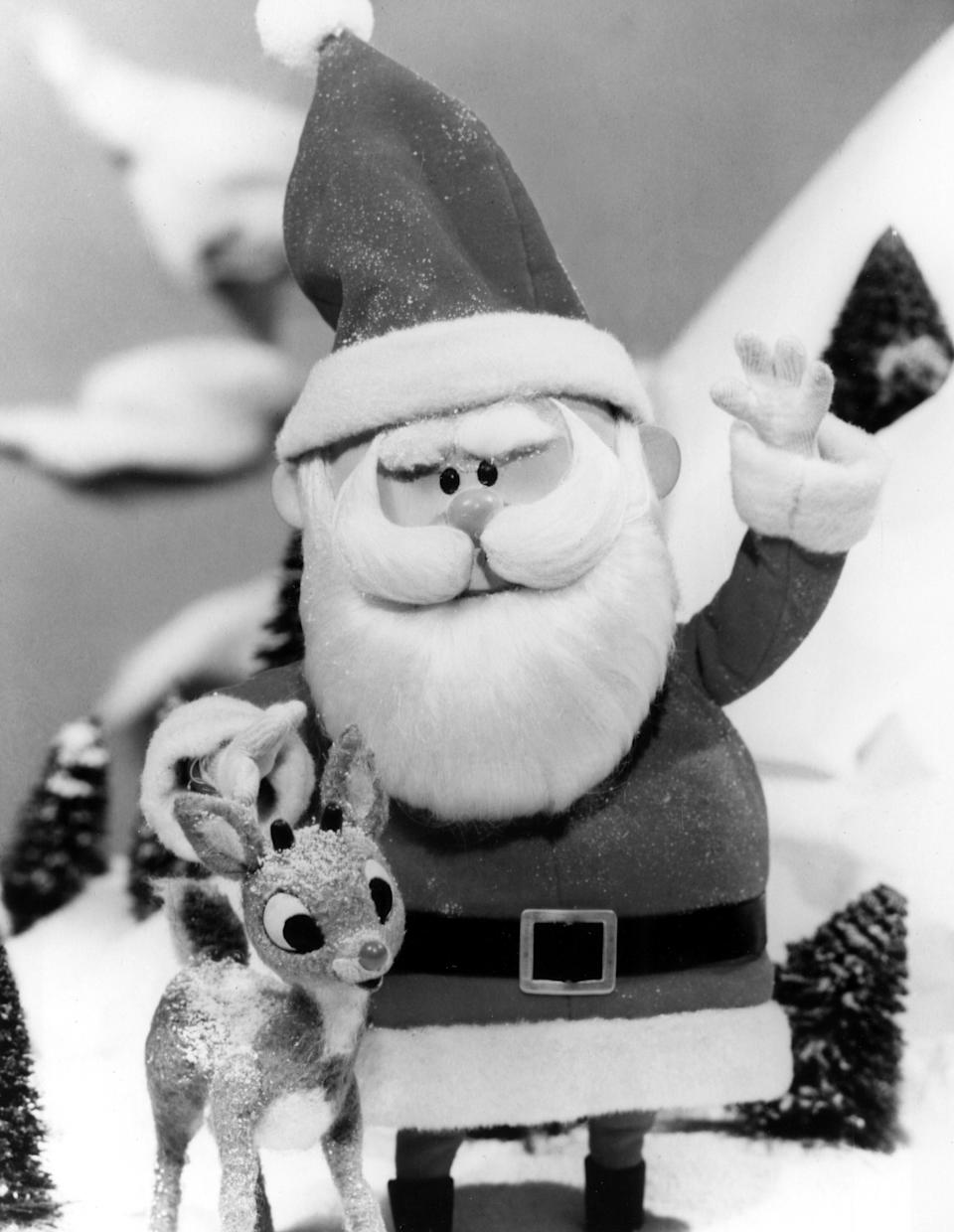 """<h1 class=""""title"""">RUDOLPH, THE RED-NOSED REINDEER, (aka RUDOLPH THE RED-NOSED REINDEER), 1964</h1><cite class=""""credit"""">Courtesy Everett Collection</cite>"""