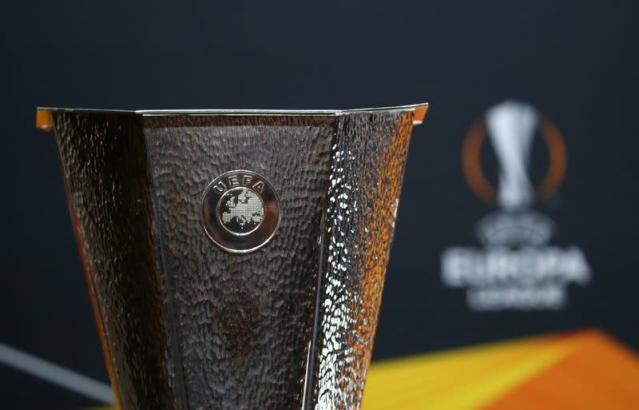 Europa League - Round of 16 draw