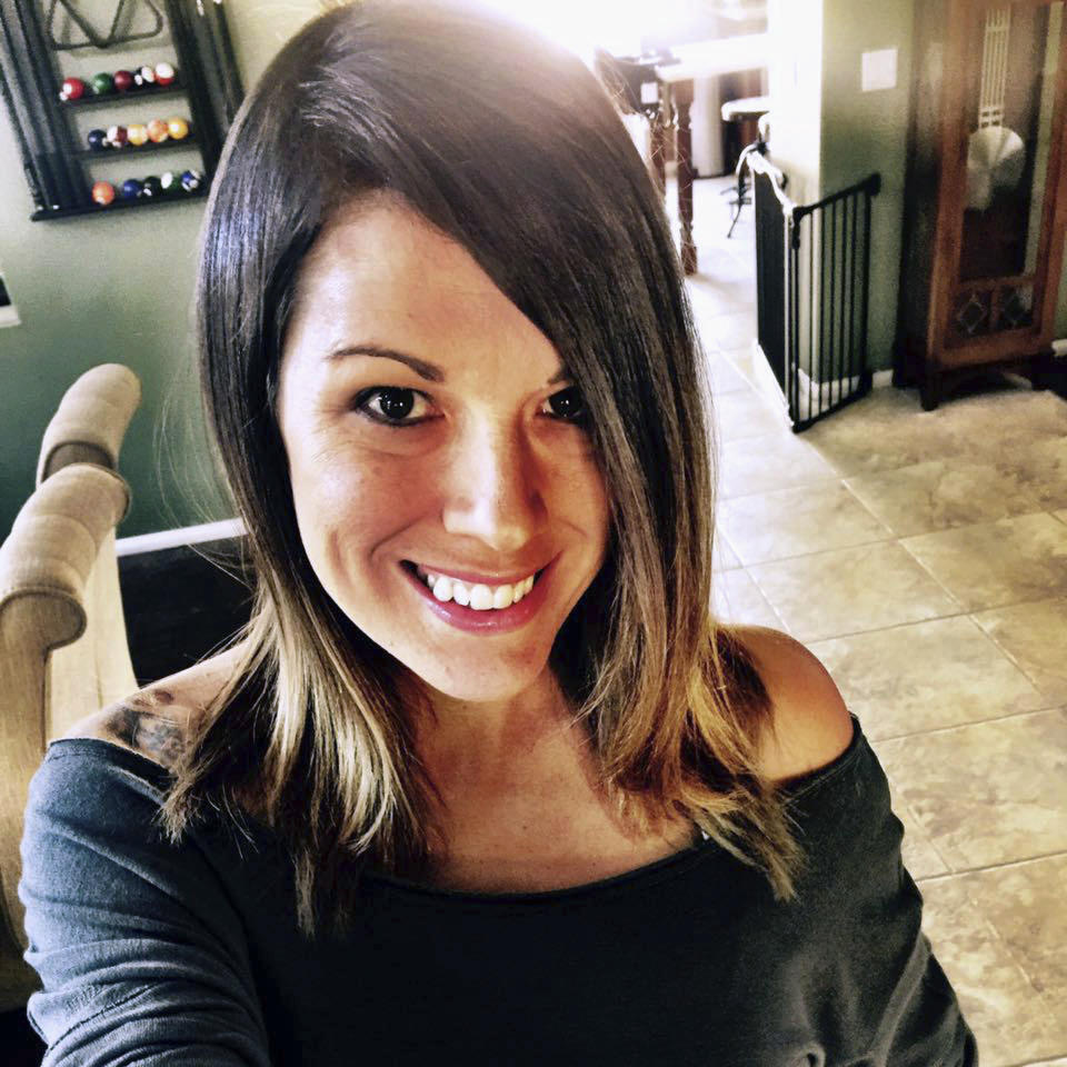 <p>This undated photo shows Hannah Ahlers, one of the people killed in Las Vegas after a gunman opened fire on Sunday, Oct. 1, 2017, at a country music festival. (Facebook via AP) </p>