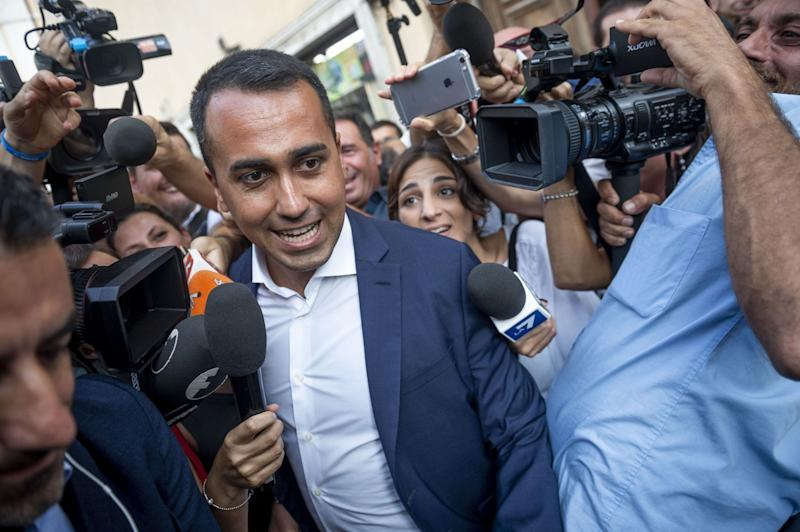 Italy's Five Star Looks Close to Collapse