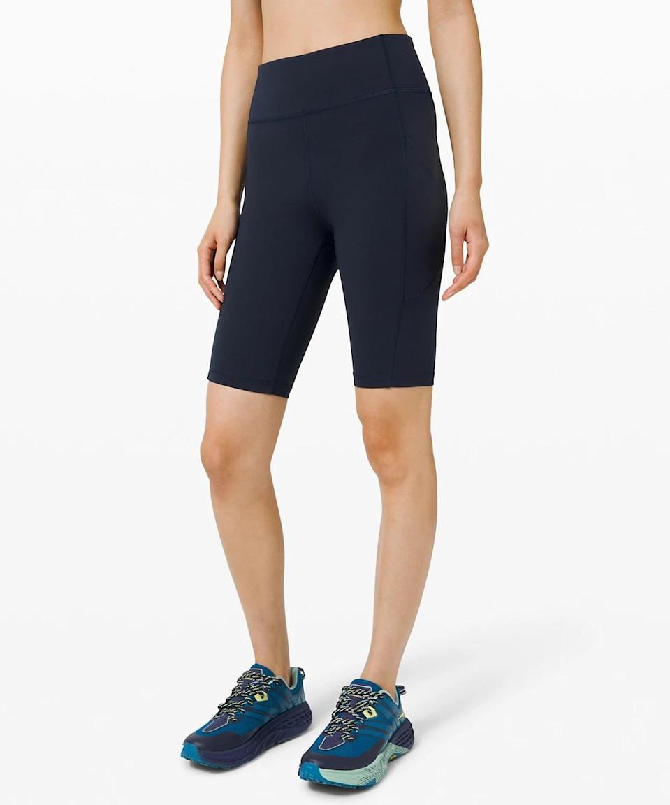<p>These <span>Lululemon Invigorate HR Shorts</span> ($68) are perfect for summer.</p>