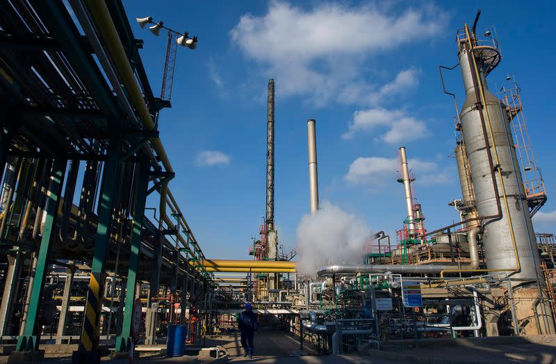Europe has a diesel problem; refiners are feeling the heat