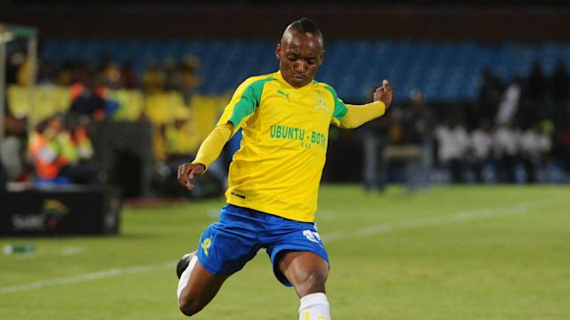 Billiat will now hope to end the uncertainty surrounding his future after securing a new agent