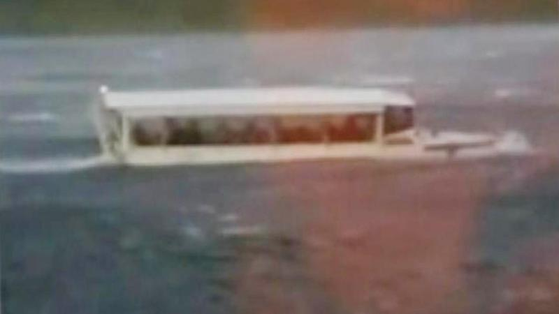 $100 Million Wrongful Death Suit Filed In Duck Boat Sinking