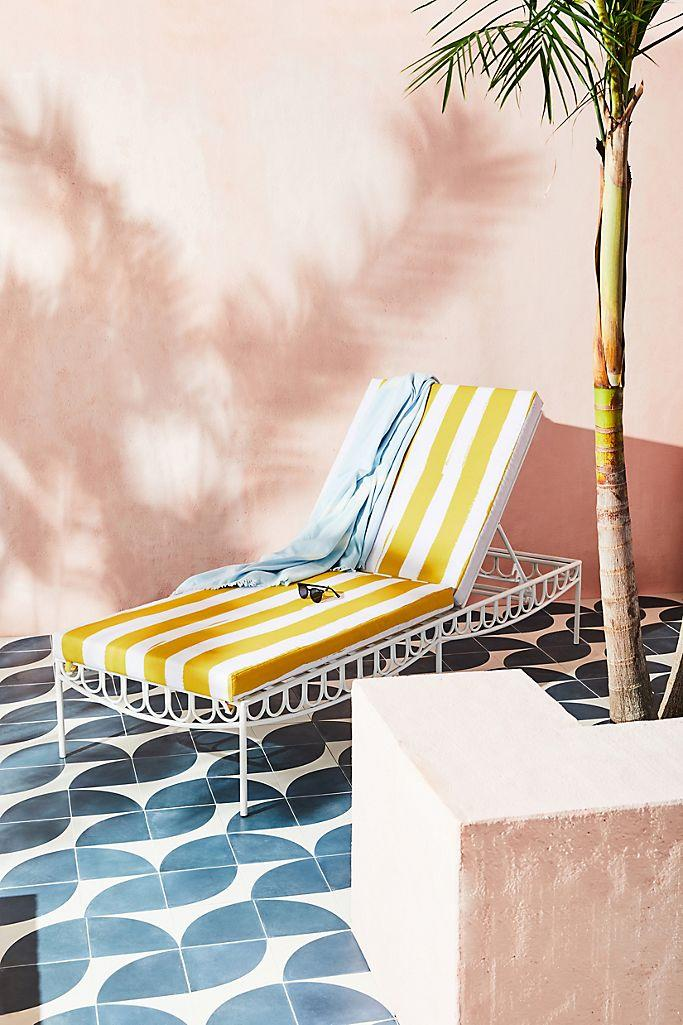 Parker Lounge Chair. Image via Anthropologie.