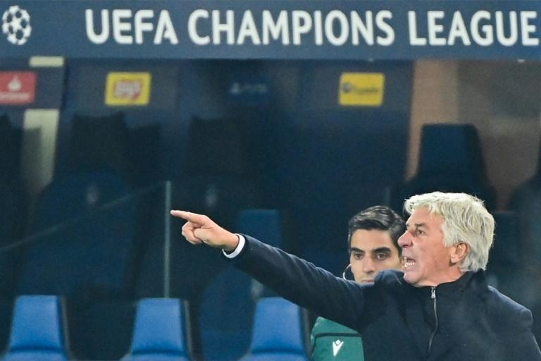 Gasperini's Atalanta are in their second Champions League campaign