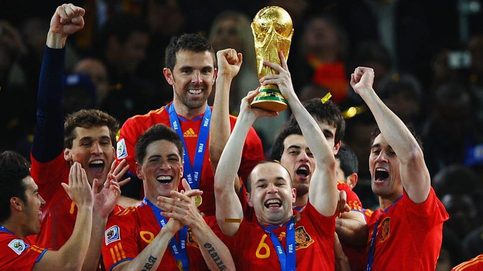 Netherlands v Spain: 2010 FIFA World Cup Final | Laurence Griffiths/Getty Images