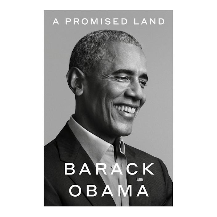 Cover of the book A Promised Land by Barack Obama