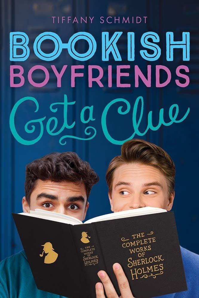 <p>Tiffany Schmidt continues her adorable <span><strong>Bookish Boyfriends</strong></span> series with <strong>Get a Clue</strong>, a story of young love and amateur sleuthing. When Huck and Winston's English teacher assigns their class the <strong>Sherlock Holmes</strong> stories, the last things the boys expect is to be drawn into a real life mystery - with a side of romance. </p> <p><em>Out Jan. 19</em></p>