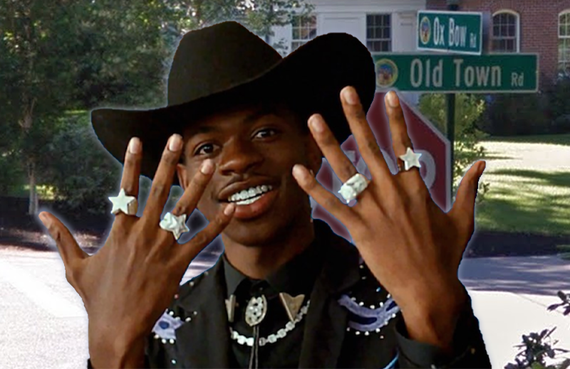 Massachusetts town asks people to stop stealing Old Town Road street signs