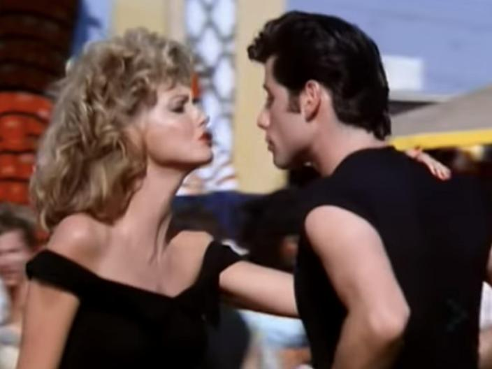 you're the one that i want grease