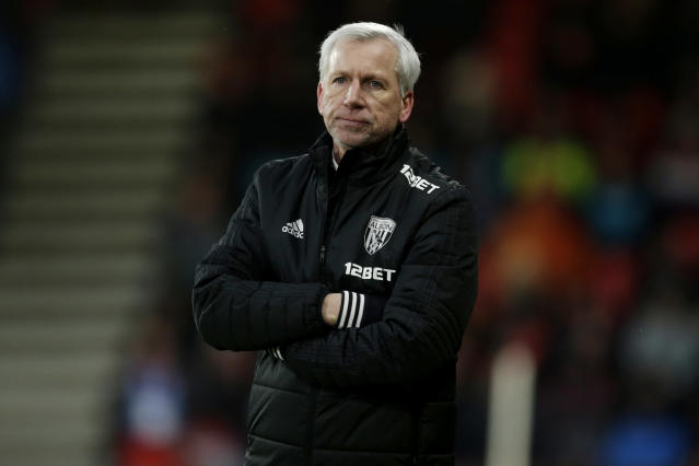 West Brom Fan View: Why hasn't Pardew been replaced?