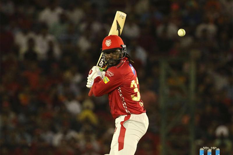 IPL 2018: Six-star Gayle Now Has Two Centuries More than Kohli