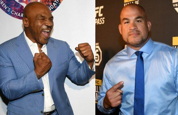 Could Mike Tyson Fight Again? Tito Ortiz Says He Wants to Take Him On