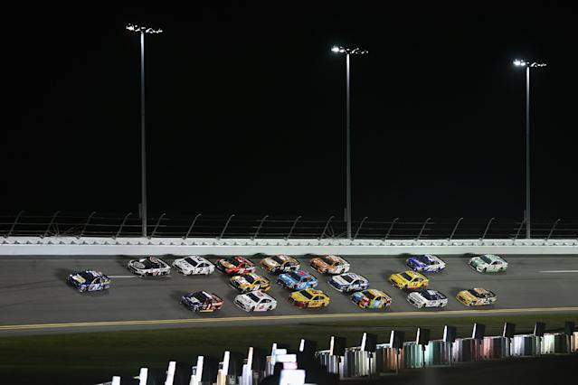 The Can-Am Duel qualifying races won't eliminate any drivers from the Daytona 500 in 2018. (Photo by Jerry Markland/Getty Images)