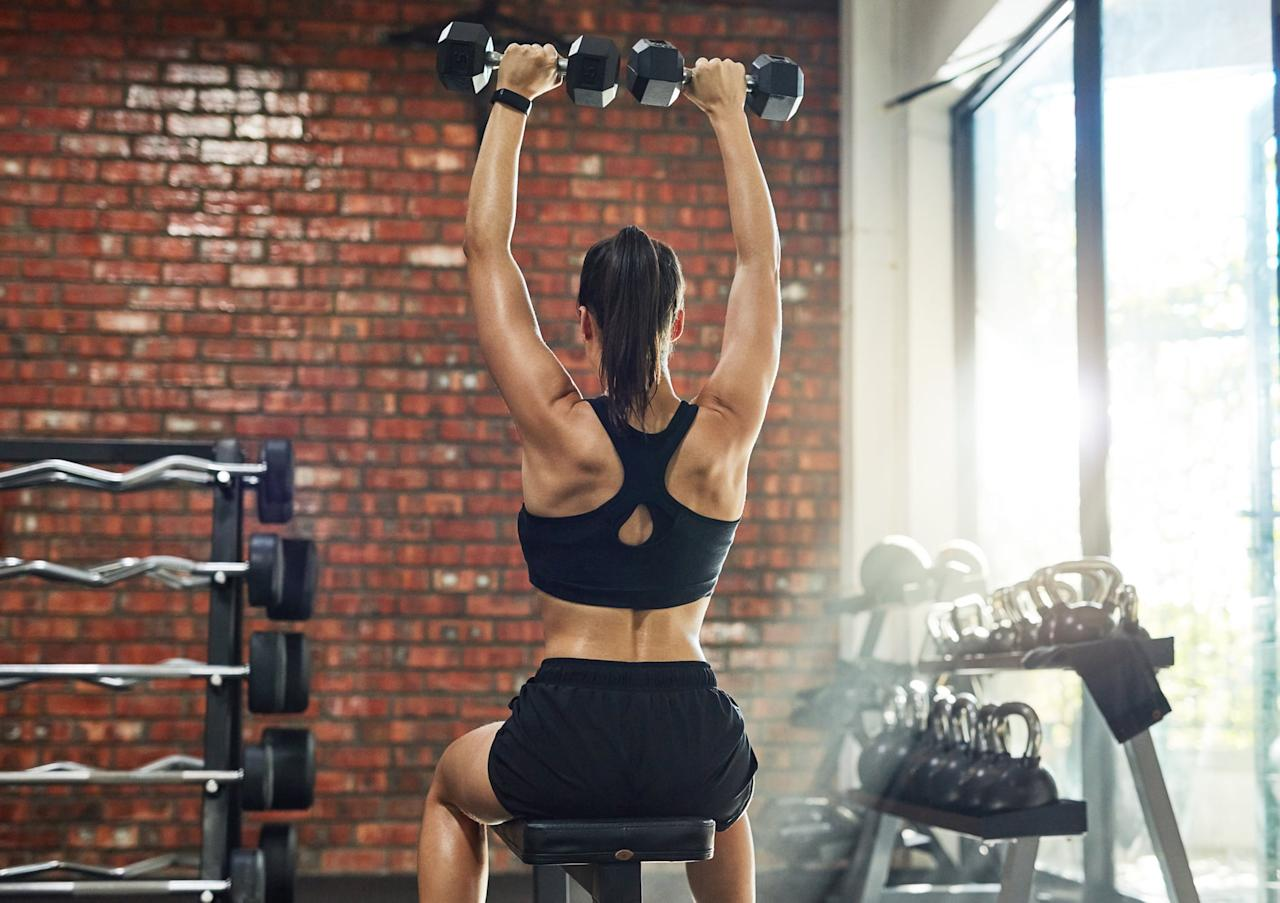 """<p>If you're thinking, """"Wow, the benefits of HIIT sounds amazing and I need to start ASAP,"""" but also wondering, """"How long will it take to see results from HIIT?,"""" there isn't an exact answer. """"It comes down to the individual . . . you can lose one to two pounds of adipose tissue within a week,"""" Rondel explained. If you're less conditioned, you may initially lose more than one pound a week.</p>"""