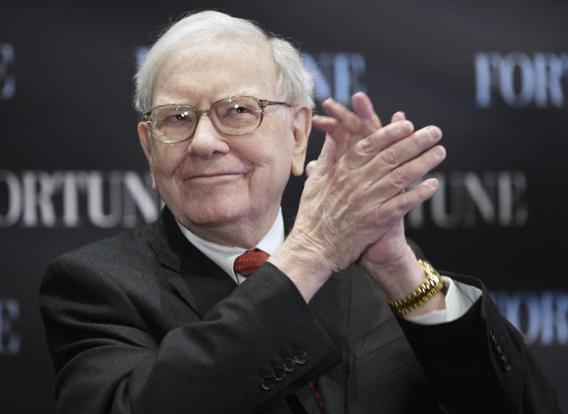 Buffett may face questions about performance