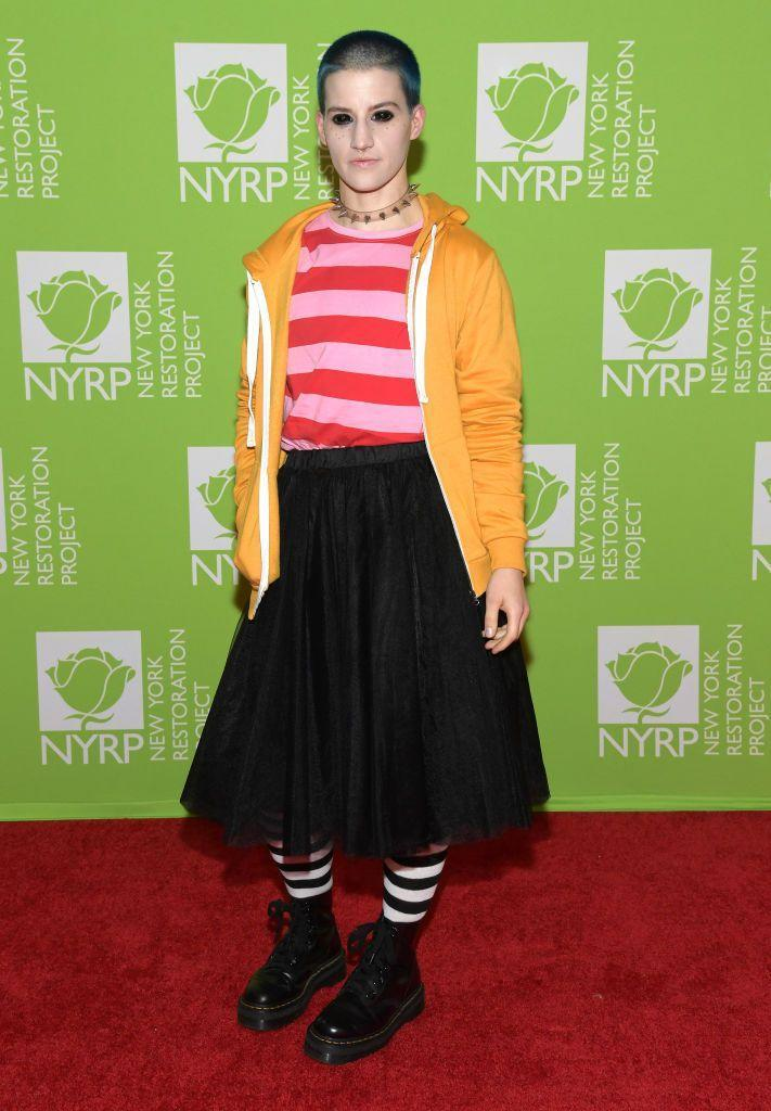 """<p>Even without all-black contact lenses and blue hair, you can become Coraline with a yellow rain jacket, striped shirt, and striped tights. </p><p><strong>What You'll Need:</strong> <a href=""""https://www.amazon.com/Custom-Leathercraft-Rain-R105M-Trench/dp/B001PD0X5S?tag=syn-yahoo-20&ascsubtag=%5Bartid%7C10070.g.28166042%5Bsrc%7Cyahoo-us"""" rel=""""nofollow noopener"""" target=""""_blank"""" data-ylk=""""slk:yellow rain jacket"""" class=""""link rapid-noclick-resp"""">yellow rain jacket</a>, <a href=""""https://www.amazon.com/Kavio-Striped-Jersey-Sleeve-Heather/dp/B00U0EARNG?tag=syn-yahoo-20&ascsubtag=%5Bartid%7C10070.g.28166042%5Bsrc%7Cyahoo-us"""" rel=""""nofollow noopener"""" target=""""_blank"""" data-ylk=""""slk:striped shirt"""" class=""""link rapid-noclick-resp"""">striped shirt</a>, and <a href=""""https://www.amazon.com/Leg-Avenue-Womens-Striped-Tights/dp/B002M4JJQS?tag=syn-yahoo-20&ascsubtag=%5Bartid%7C10070.g.28166042%5Bsrc%7Cyahoo-us"""" rel=""""nofollow noopener"""" target=""""_blank"""" data-ylk=""""slk:striped tights"""" class=""""link rapid-noclick-resp"""">striped tights</a></p>"""