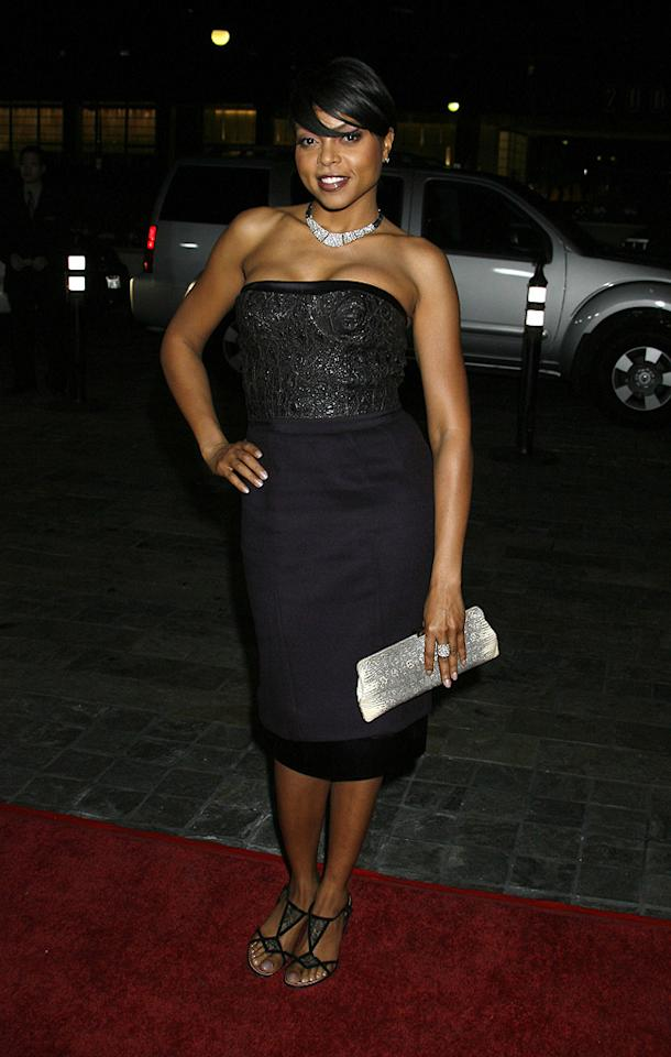 "<a href=""http://movies.yahoo.com/movie/contributor/1804514499"">Taraji P. Henson</a> at the 61st Annual Directors Guild of America Awards in Los Angeles - 01/31/2009"