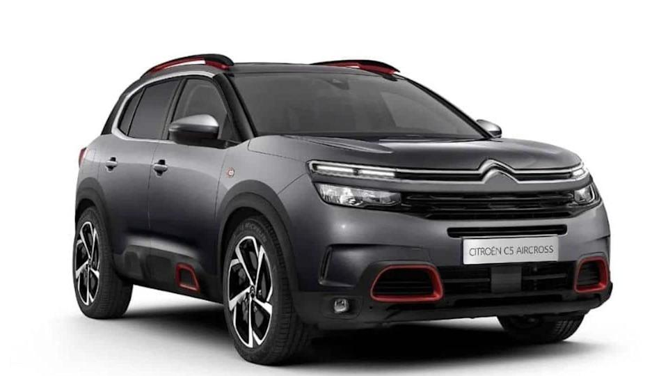 Citroen C5 Aircross launched in India at Rs. 30 lakh