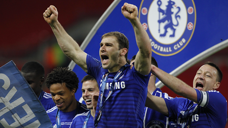 Ex-Chelsea defender Ivanovic to join newly promoted West Bromwich Albion in 'a matter of hours'
