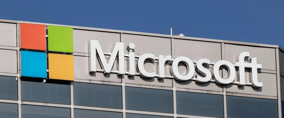 Microsoft Sales Office.  Microsoft envisions a future beyond XBOX, Surface and cloud computing.