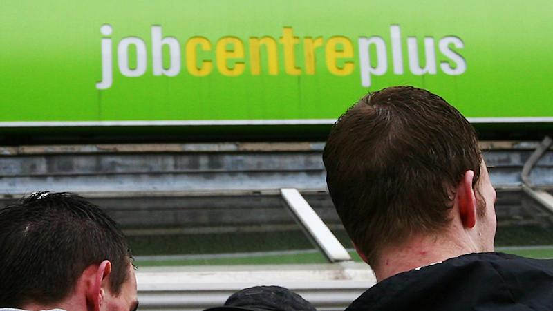 UK unemployment falls to 44-year low