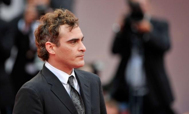 Known Oscars-disser Joaquin Phoenix was snubbed in the Best Actor category for his role in The Master by the Screen Actors Guild.