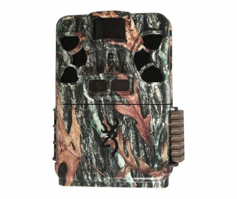 """<p><strong>Browning Trail Cameras</strong></p><p>amazon.com</p><p><strong>$189.99</strong></p><p><a href=""""https://www.amazon.com/dp/B0892T3S36?tag=syn-yahoo-20&ascsubtag=%5Bartid%7C10060.g.35567198%5Bsrc%7Cyahoo-us"""" rel=""""nofollow noopener"""" target=""""_blank"""" data-ylk=""""slk:Buy Now"""" class=""""link rapid-noclick-resp"""">Buy Now</a></p><p>You can guesstimate the size of a buck hanging around your hunting spot by carefully studying his rubs and scrapes and trying to glass him while scouting. Or you can save yourself the trouble and buy a trail cam. The 24-megapixel Browning Patriot snaps high-quality photos day or night, plus it boasts a 90-foot detection range and .15-second trigger speed.</p>"""